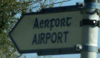 Aerofort Irish Airport sign small
